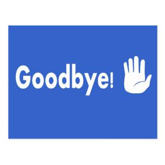 さようなら! ポストカード