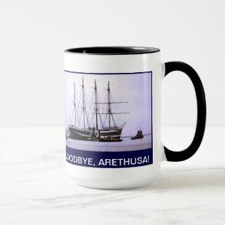 さようならArethusa マグカップ