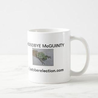 さようならMcGuinty コーヒーマグカップ