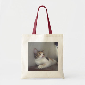 さらさの子猫 トートバッグ