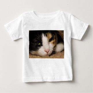 さらさの顔 ベビーTシャツ