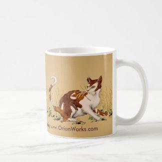 さらさAutumのさらさAutumのさらさの秋、Darl… コーヒーマグカップ