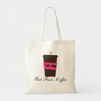 しかし最初に。コーヒー トートバッグ