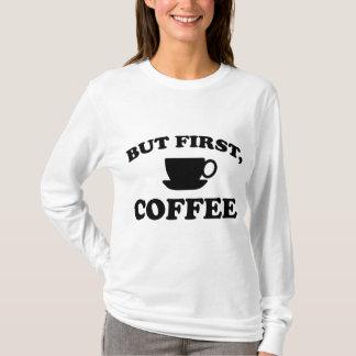 しかし最初に、コーヒー Tシャツ