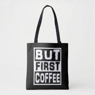 しかし最初コーヒー トートバッグ