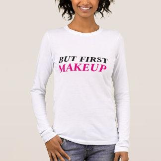 しかし最初化粧 Tシャツ