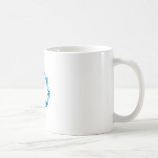しぶきのアートワーク コーヒーマグカップ
