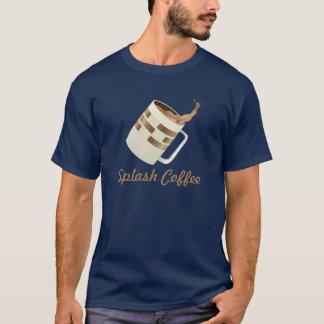 しぶきのコーヒーTシャツ Tシャツ