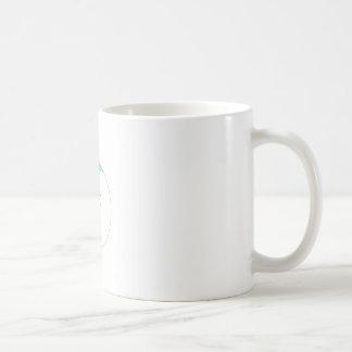 しぶきの美しい女性 コーヒーマグカップ