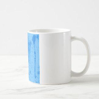 しぶきの青 コーヒーマグカップ