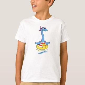 しぶき日! ワイシャツ-スタイルの多く! Tシャツ