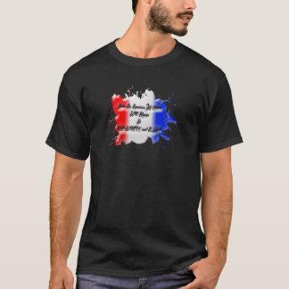 しぶき米国 Tシャツ