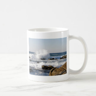 しぶき コーヒーマグカップ