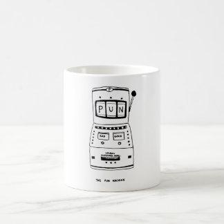 しゃれ機械 コーヒーマグカップ