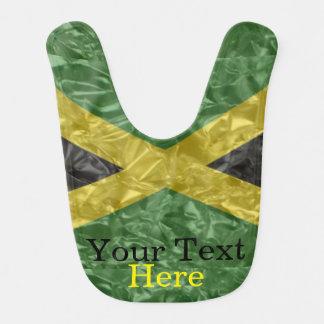 しわが寄るジャマイカの旗- ベビービブ