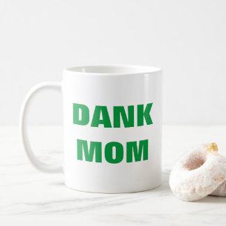 じめじめしたお母さんのおもしろいな母の日の雑草 コーヒーマグカップ