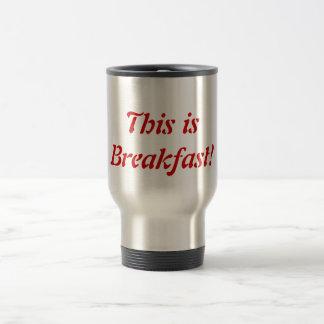 すぐに使える朝食…. トラベルマグ