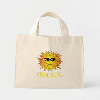 すぐに使える涼しい日曜日 ミニトートバッグ