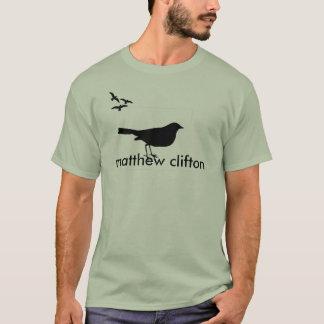 すぐに投石される2羽の鳥 Tシャツ