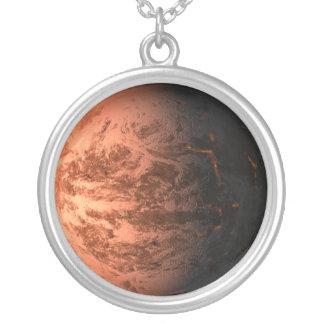 すごい|地球|Gliese|876|D|地球|惑星 ネックレス