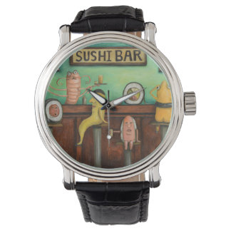 すし屋 腕時計
