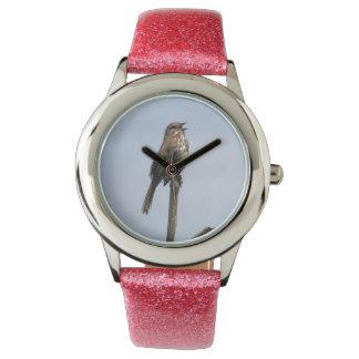 すずめの歌 腕時計