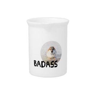 すずめ- Badass ピッチャー