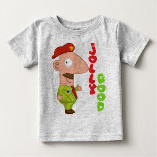 すてきでよい幼児Tシャツ ベビーTシャツ
