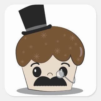 すてきでよい髭 スクエアシール