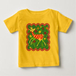 すてきなガゼル ベビーTシャツ