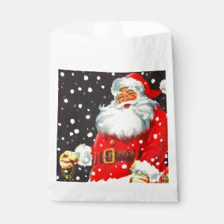 すてきな聖者のニック|の好意のバッグ|の白 フェイバーバッグ