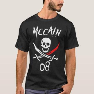 すてきなMcCAIN 08 {血の先端} Tシャツ