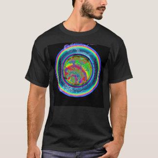 すてきなRastafari著Kundaliniのドラゴン Tシャツ