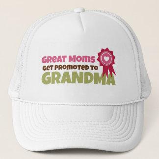 すばらしいお母さんは祖母に促進されて得ます キャップ