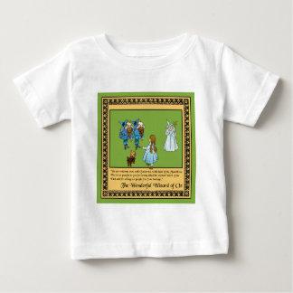 すばらしいオズの魔法使い ベビーTシャツ