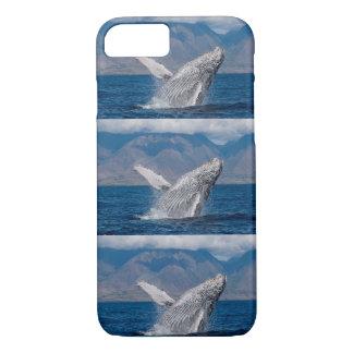 すばらしいクジラのiPhone 7の場合 iPhone 8/7ケース