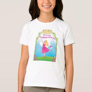 すばらしいフラワー・ガール Tシャツ