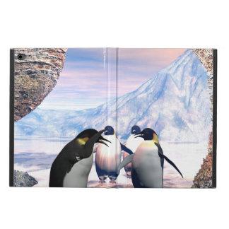 すばらしいペンギン POWIS iPad AIR 2 ケース