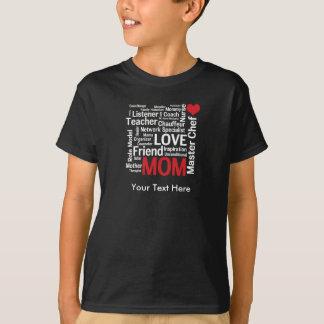 すばらしいマルチタスクコック長のお母さんの母の日 Tシャツ
