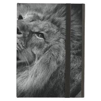 すばらしいライオン iPad AIRケース
