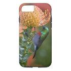 すばらしい二重襟首をつかまれたSunbirdは3で食べ物を与えます iPhone 8/7ケース