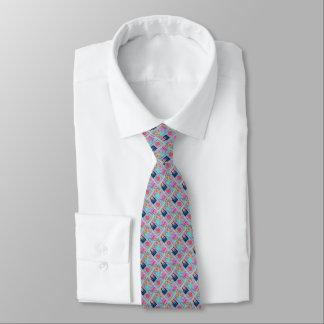 すばらしい元の抽象美術のタイ ネクタイ