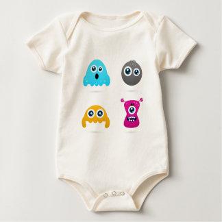 すばらしい手描きの細菌のコレクション- Tシャツ