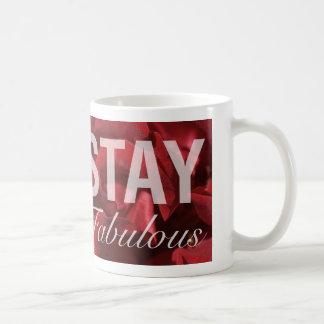 すばらしい滞在 コーヒーマグカップ