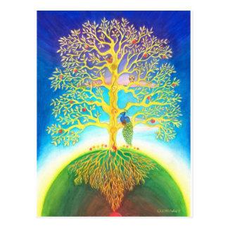 すばらしい生命の樹 ポストカード