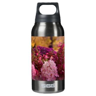 すばらしい秋の花柄 断熱ウォーターボトル