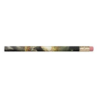 すばらしい野生の馬 鉛筆