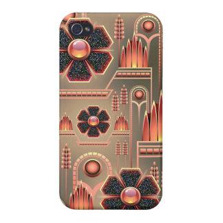 すばらしいiPhone 4の光沢のある終わりの場合 iPhone 4/4Sケース