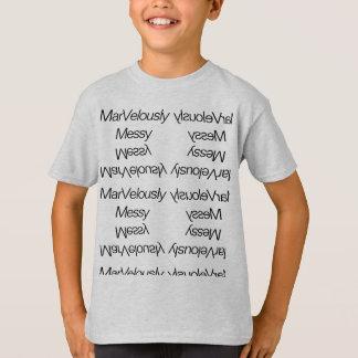 すばらしくきたない Tシャツ