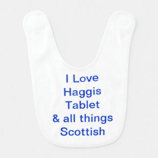すべてにスコットランド ベビービブ